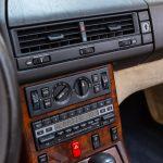 Mercedes SL500 blauw-4437