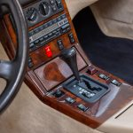 Mercedes SL500 blauw-4460