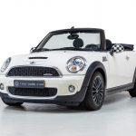 Mini Cooper JCW cabrio wit--4
