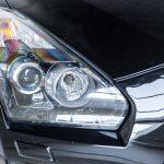 Nissan GTR zwart-4669