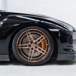 Nissan GTR zwart-4678