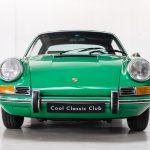 Porsche 911T groen-1722