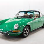Porsche 911T groen-1728