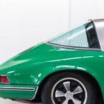 Porsche 911T groen-1736