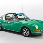 Porsche 911T groen-1737