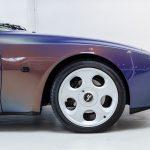 Porsche 944 cabrio paars-4535