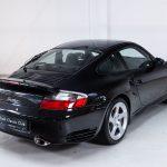 Porsche 996 Turbo zwart-8150