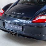Porsche Cayman S grijs-4835