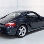 Porsche Cayman S grijs-4851