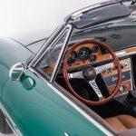 Fiat Dino cabrio groen-2031