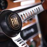 Fiat Dino cabrio groen-2037