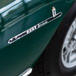 Fiat Dino cabrio groen-2069