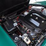 Fiat Dino cabrio groen-2071