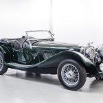 Jaguar groen-9059
