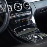 Mercedes C63 AMG wit-0886
