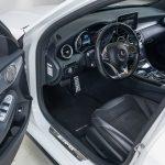 Mercedes C63 AMG wit-0888
