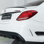 Mercedes C63 AMG wit-0904