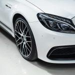Mercedes C63 AMG wit-0906