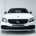 Mercedes C63 AMG wit-0917