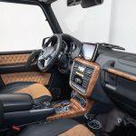Mercedes G63 AMG bruin-0831
