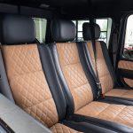 Mercedes G63 AMG bruin-0837