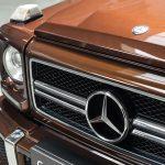 Mercedes G63 AMG bruin-0859