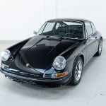 Porsche 911S zwart-0571