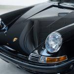 Porsche 911S zwart-0572