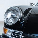 Porsche 911S zwart-0575