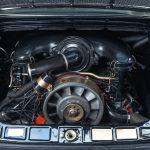 Porsche 911S zwart-0616