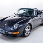 Porsche 964 cabrio blauw-1774