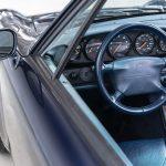 Porsche 964 cabrio blauw-1793