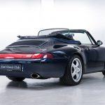 Porsche 964 cabrio blauw-1804