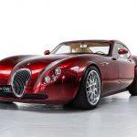 Wiesmann GT rood-