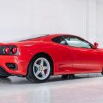 Ferrari 360 Modena rood-2007