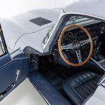 Jaguar E-Type zilver-6125