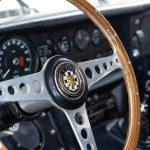 Jaguar E-Type zilver-6126
