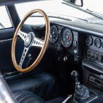 Jaguar E-Type zilver-6139