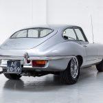 Jaguar E-Type zilver-6142