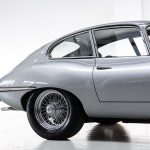 Jaguar E-Type zilver-6149