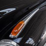 Mercedes 220S cabrio zwart-8492