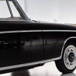 Mercedes 220S cabrio zwart-8523