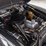 Mercedes 220S cabrio zwart-8524