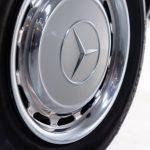 Mercedes 280SL zilver-1900