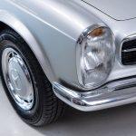 Mercedes 280SL zilver-1937