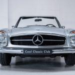 Mercedes 280SL zilver-1946