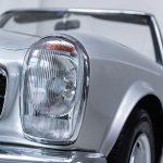 Mercedes 280SL zilver-1947