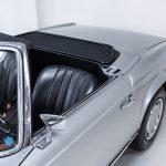 Mercedes 280SL zilver-1949