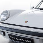 Porsche 911 Carrera cabrio grijs-8398