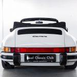 Porsche 911 Carrera cabrio grijs-8413